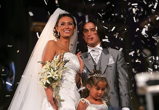 Matrimonio de Manuel Neira y Pamela Díaz