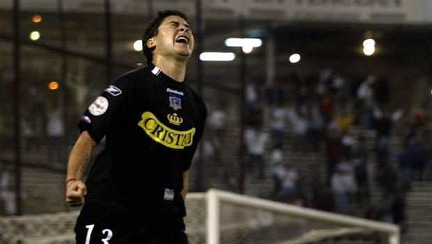Manuel Neira en Colo Colo
