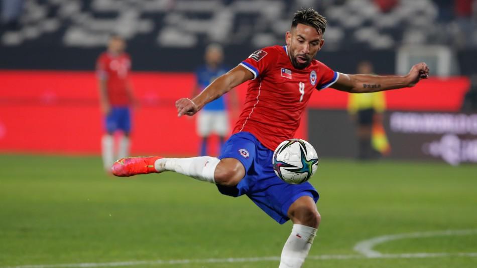 La probable formación de Chile para enfrentar a Colombia este jueves