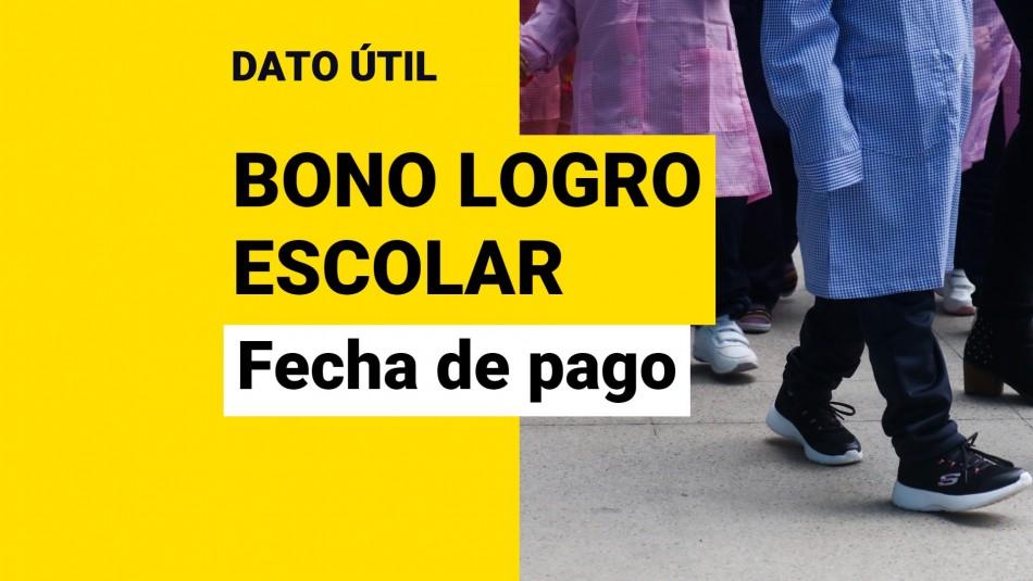 Bono Logro Escolar