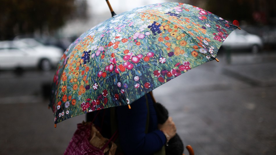 Lluvia en Santiago: pronóstico de precipitaciones para el fin de semana se amplía hasta el lunes