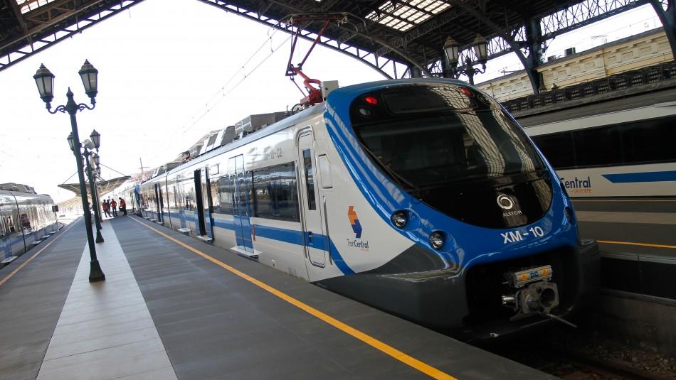 Tren Santiago-Melipilla: ¿Cuándo entrará en funcionamiento?