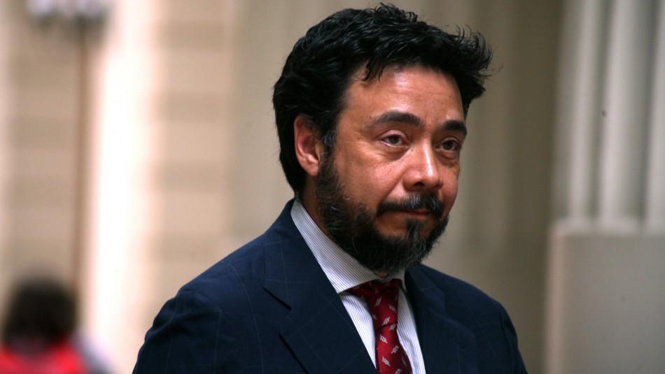 Tribunal de Rancagua absuelve a suspendido fiscal Arias por delito de violación de secreto