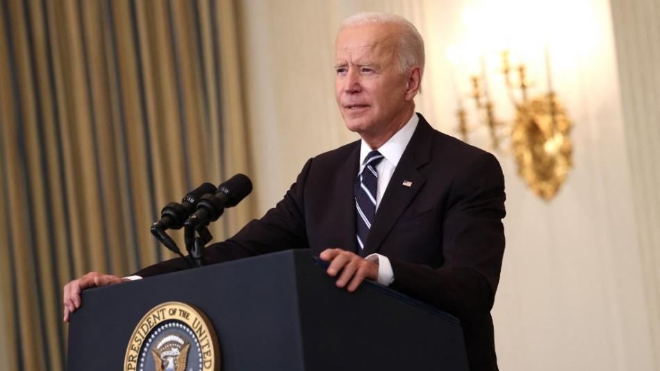 Joe Biden hace llamado a la unidad en la víspera del vigésimo aniversario del 11-S
