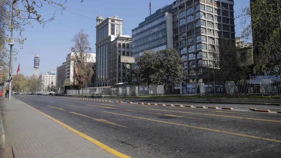 Conmemoración del 11 de septiembre en Chile: Cortes de tránsito preventivos en el centro de Santiago