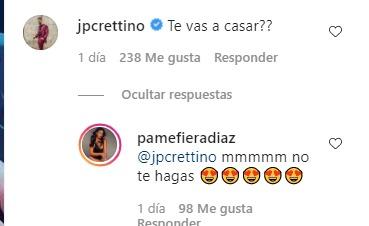 Comentario de Pamela Díaz