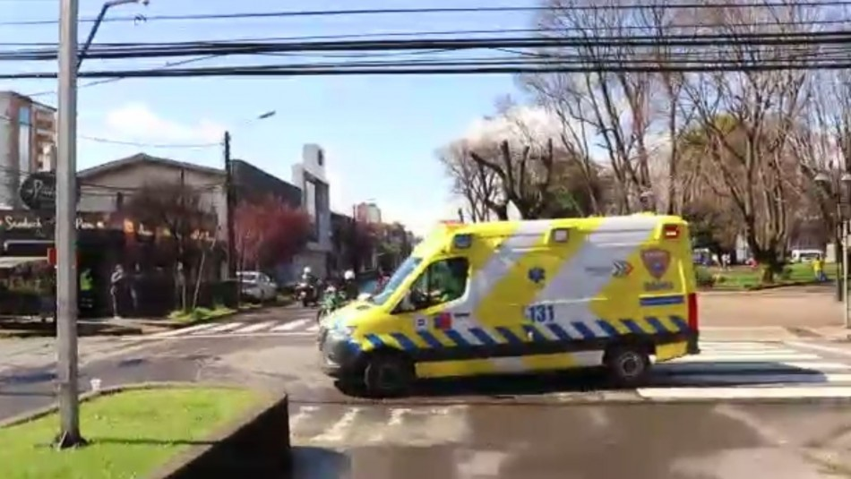 Carabinero es baleado en una pierna en ataque a carro policial en La Araucanía