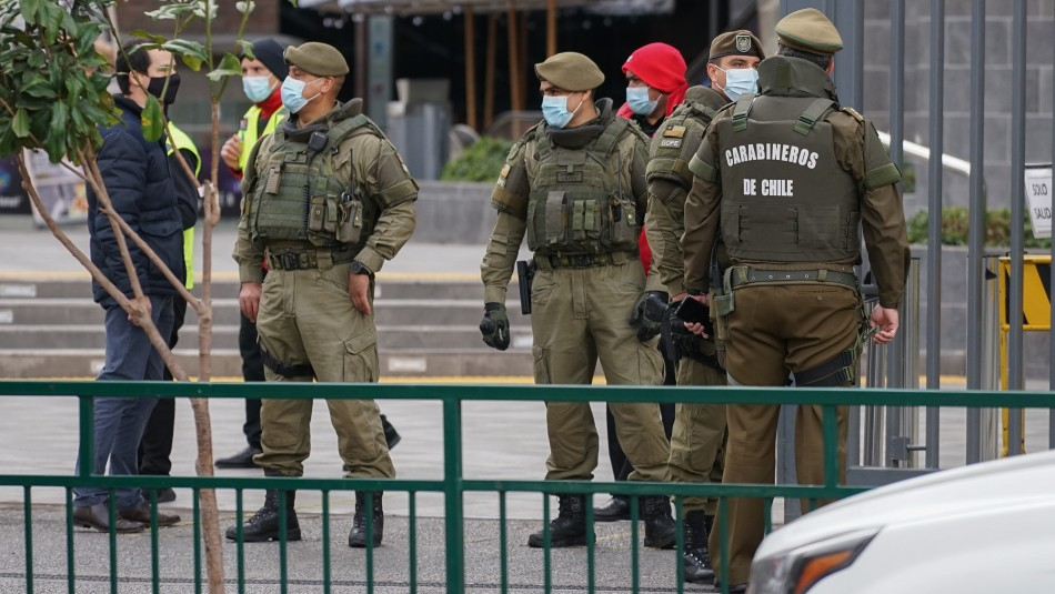 Presencia de un artículo sospechoso obligó a realizar evacuación en mall de Independencia