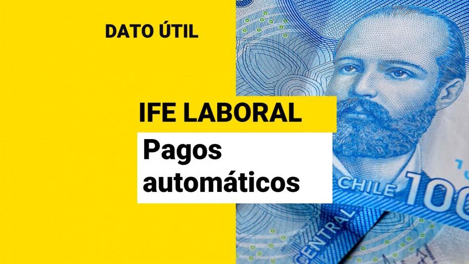 IFE Laboral: ¿Quiénes reciben automáticamente el subsidio de hasta $250 mil?