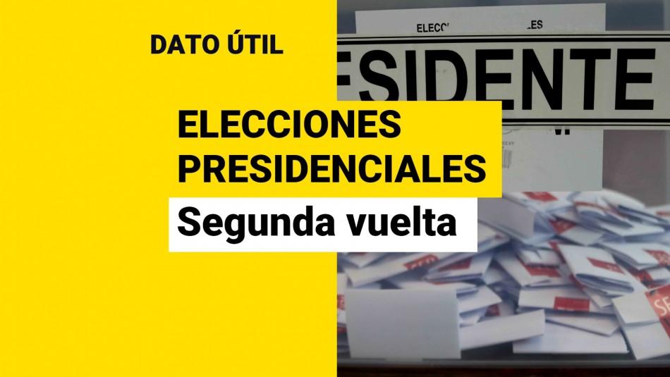 Elecciones presidenciales 2021: ¿Cuál es la fecha de la eventual segunda vuelta?