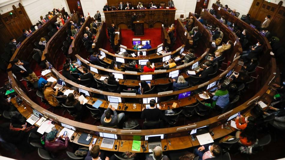 Convención aprueba en general reglamentos y quórum de dos tercios se definirá por mayoría simple