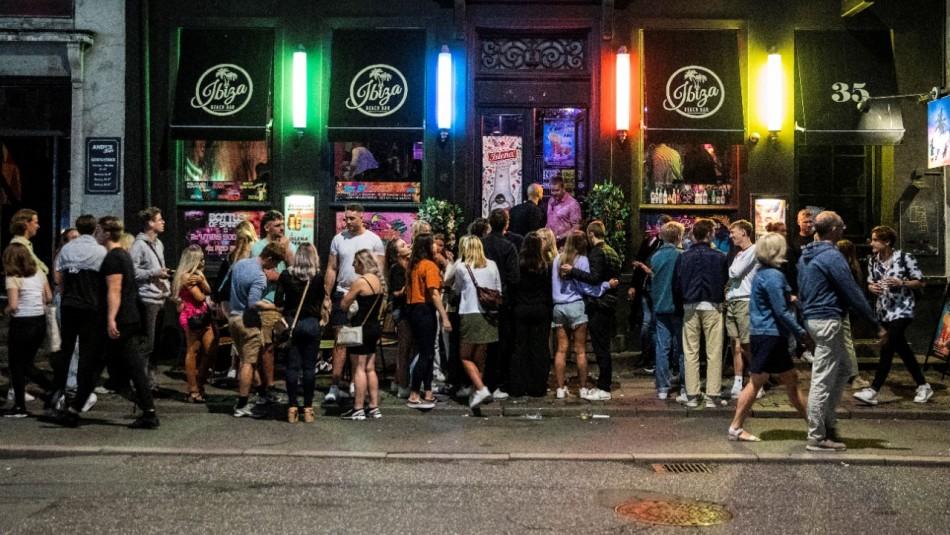 Delincuentes no podrán acceder a zonas con gran concentración de bares nocturnos en Dinamarca