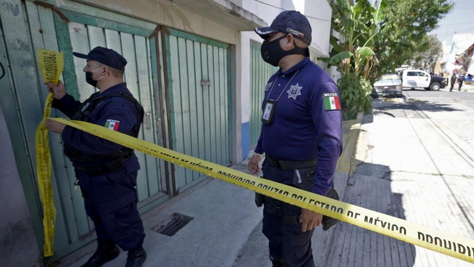 Conmoción en México por hallazgo de 10 cadáveres al interior de una casa