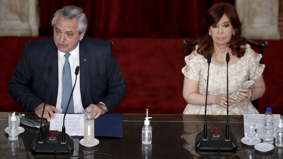 Argentina: Presentan su renuncia el ministro del Interior y otros 6 funcionarios cercanos a Cristina Kirchner