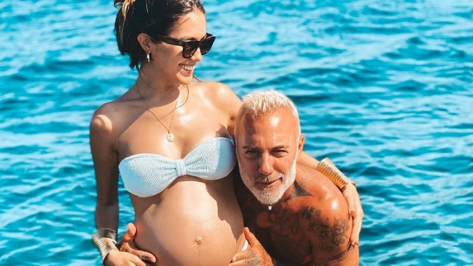 Sharon Fonseca revela su secreto para combatir las náuseas durante el embarazo de Blu Jerusalema