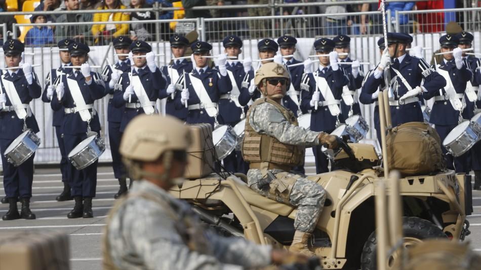 Este será el costo de la Parada Militar confirmada para el domingo 19 de septiembre