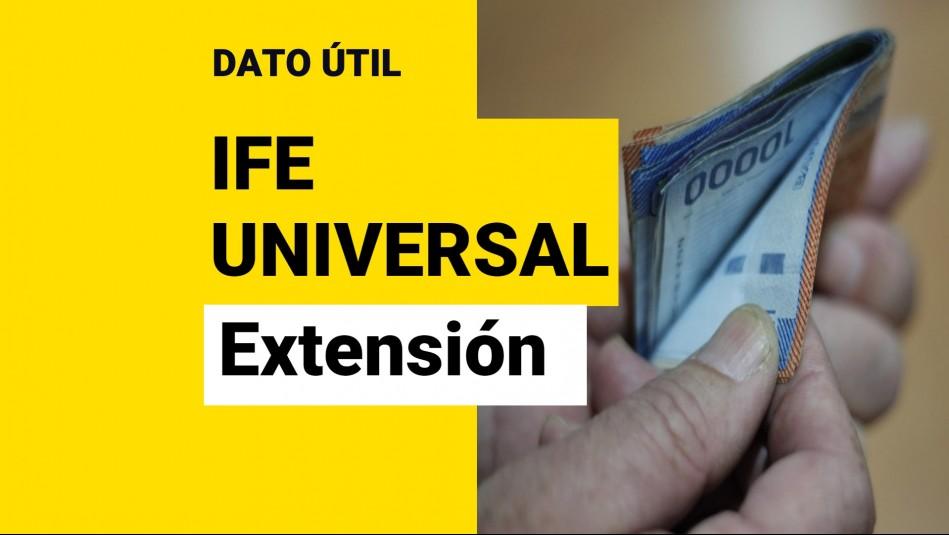 IFE Universal: ¿Hasta cuándo se entrega este beneficio?