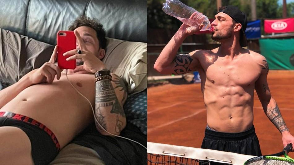 Antes y después de Joche