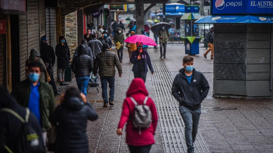 ¿Lluvias en Fiestas Patrias?: revisa en que zonas del país precipitará durante este fin de semana largo