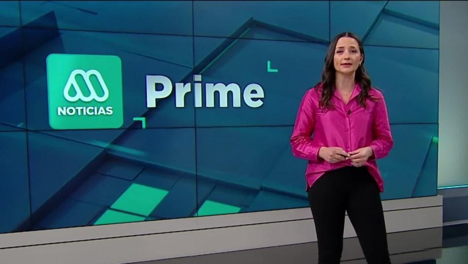Meganoticias Prime - Jueves 16 de septiembre 2021
