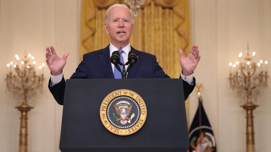 Joe Biden anuncia reducción de impuestos para la clase media y aumentos para los súper ricos