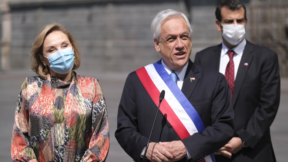 Piñera tras asistir a Te Deum: Espera