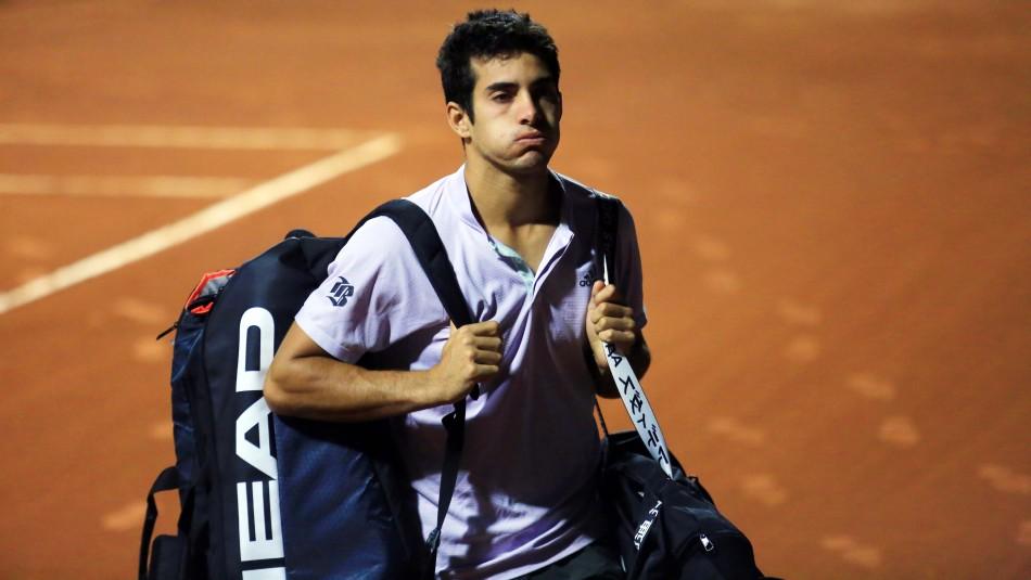 Cristian Garin Copa Davis