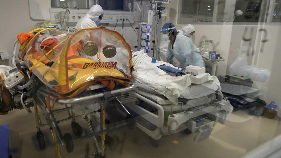 Balance Minsal por Covid: Se reportan 491 contagiados y 20 fallecidos en las últimas 24 horas