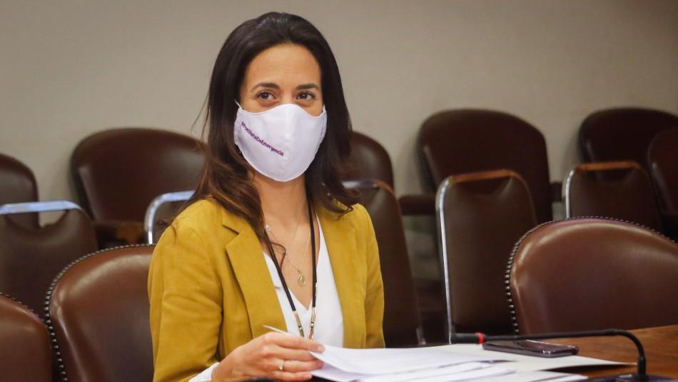 Cuarto retiro: Paulina Núñez aseguró haber recibido