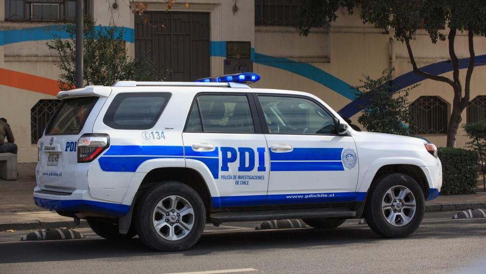 Funcionarios de la PDI agredidos en Los Vilos fueron dados de alta y están