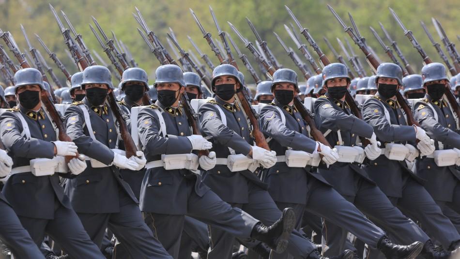 Candidatos presidenciales opinaron de la Parada Militar: Boric crítico por