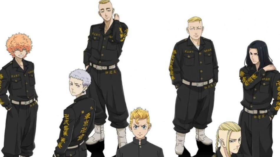 Así se verían los personajes de Tokyo Revengers si fueran personas reales