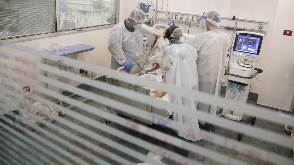 Coronavirus en Chile: contagios vuelven a superar los 2 mil casos nuevos luego de tres meses