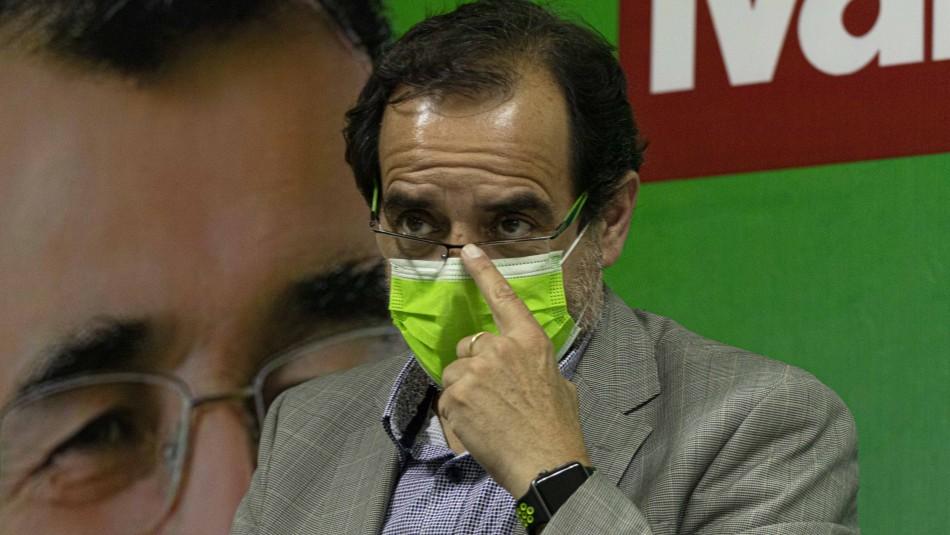 Jaime Mulet no irá a la reelección tras solicitud de formalización en su contra: