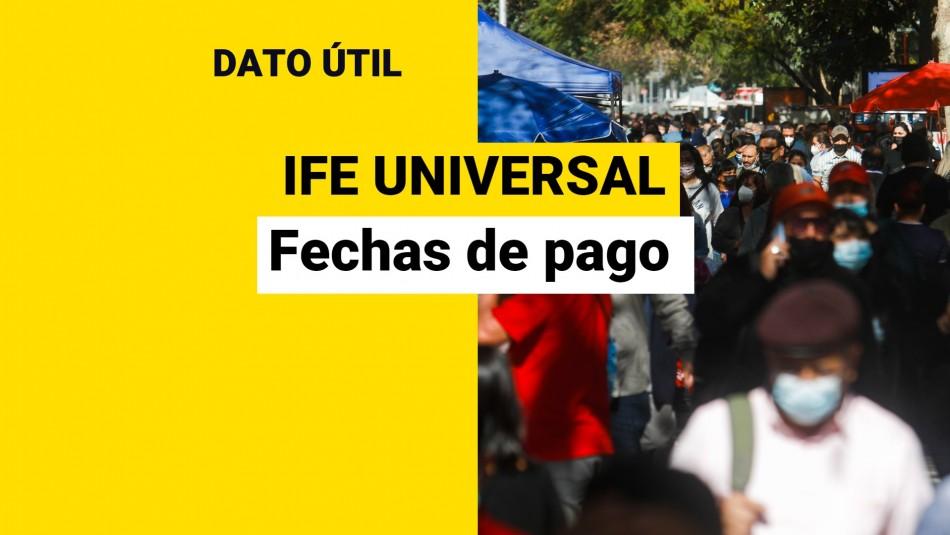 IFE Universal: ¿Hasta cuándo se entrega este beneficio y quiénes lo reciben?
