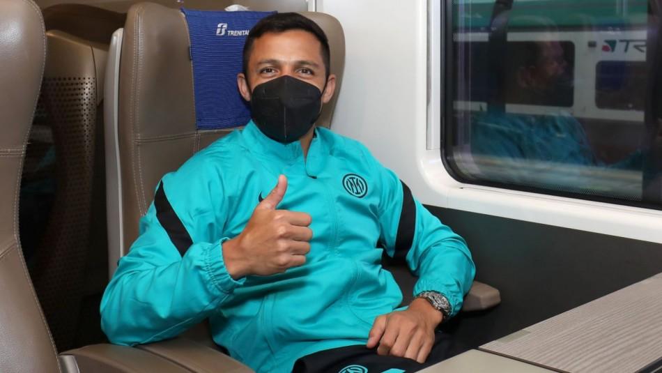 Fiorentina vs Inter de Milán: Alexis Sánchez no será titular este martes