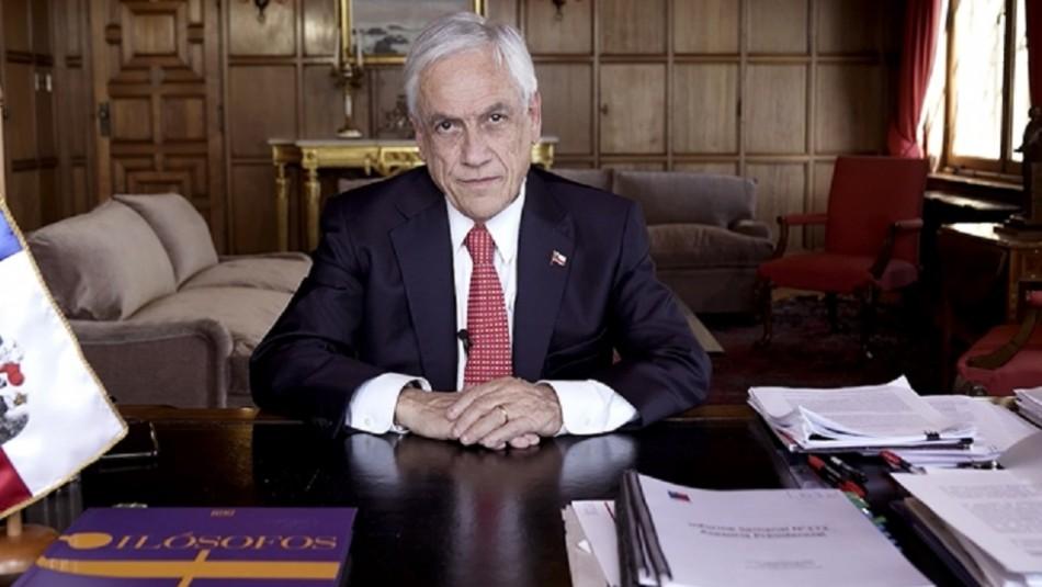 Piñera afirma en la ONU que el