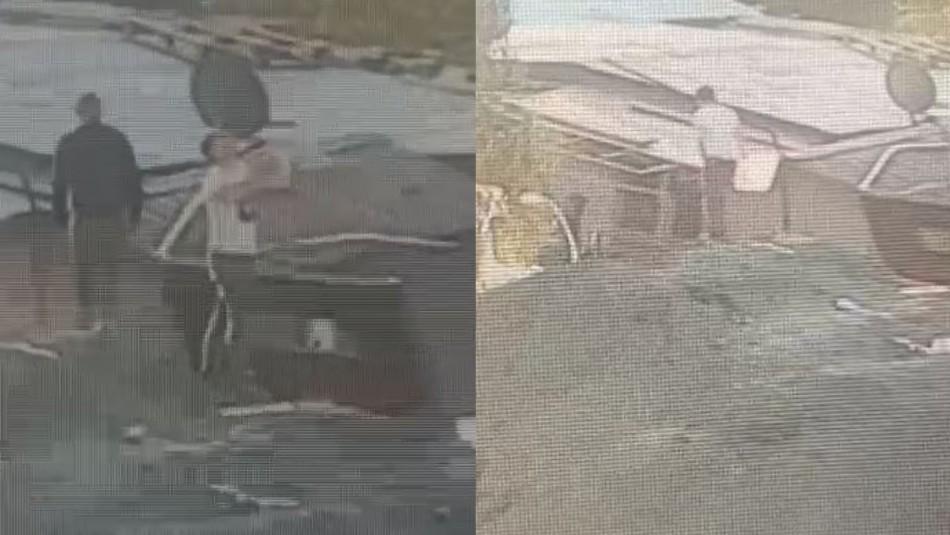 Motorista es herido de gravedad por hilo curado: Carabineros detuvo al responsable