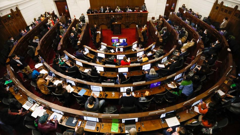 Convención extiende cronograma de votación de las más de mil indicaciones presentadas a la propuesta de reglamento
