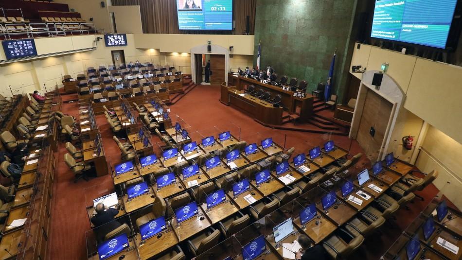 Voto a voto por el cuarto retiro: Gobierno sigue intentando sumar posiciones en contra y adherentes sacan cálculos