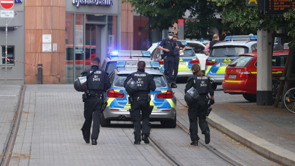 Caso de joven trabajador abatido por cliente negacionista que no quiso usar mascarilla conmociona a Alemania