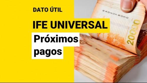 IFE Universal: ¿Qué montos recibiré en septiembre, octubre y noviembre?