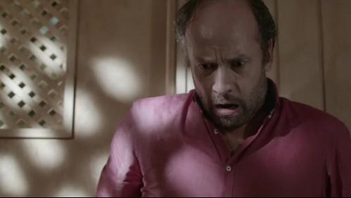 Mateo logra escapar pero Joaquín se queda atrás y sufre la furia de Dante en
