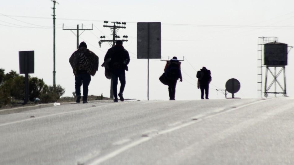 Detienen en Colchane a supuesto sicario extranjero que ingreso de manera irregular al país