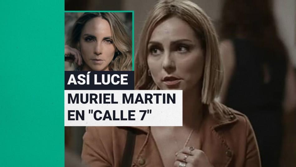 Muriel Martín de Demente