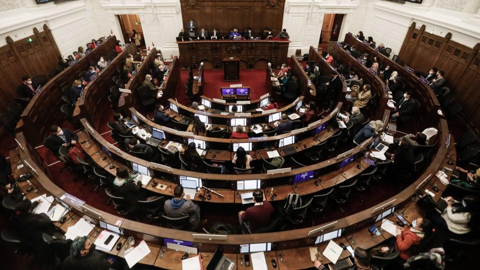 Convención Constitucional define causales de renuncia y procesos de reemplazo
