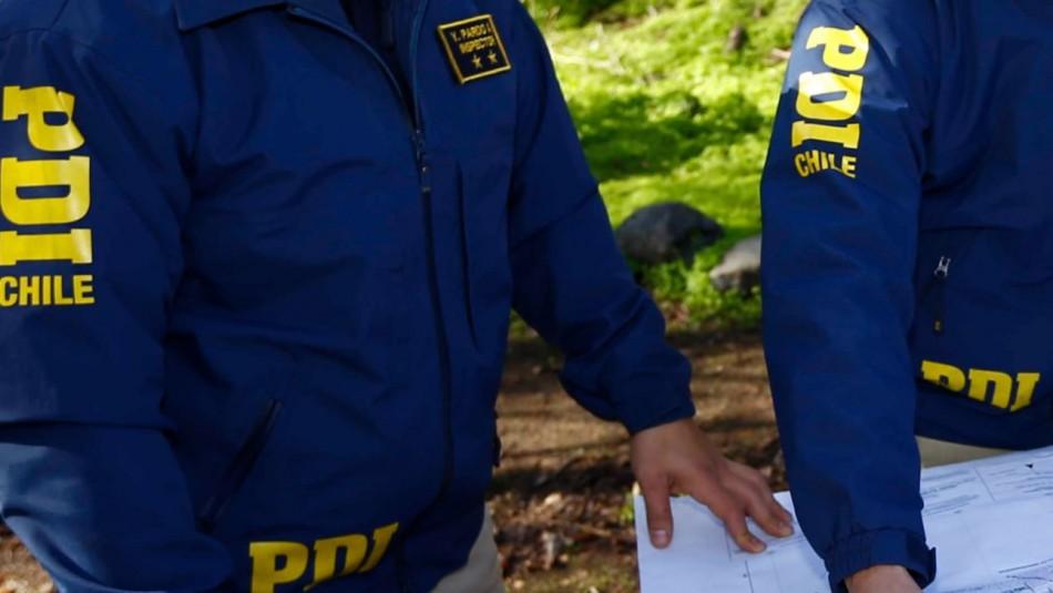 PDI encontró cuerpo en Cabrero: Correspondería a trabajador social extraviado desde el mes de julio