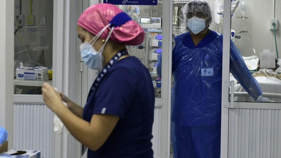 La cifra más alta en casi 5 semanas: Minsal informa 886 nuevos casos de coronavirus