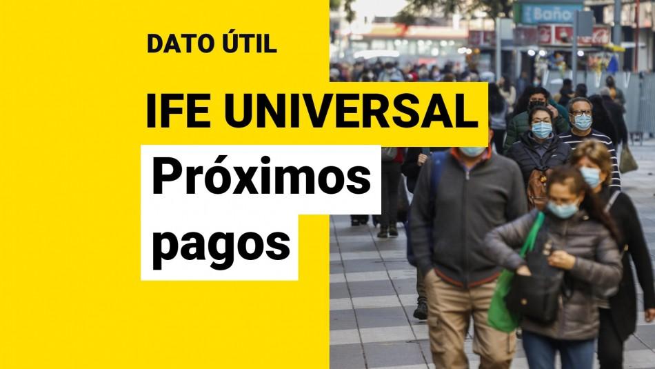 IFE Universal de septiembre octubre noviembre
