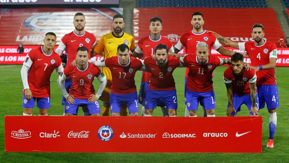 La Roja ya tiene árbitros para los duelos ante Perú, Paraguay y Venezuela de la triple jornada clasificatoria